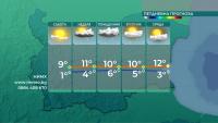 В близките дни времето ще остане по-топло от обичайното