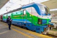 снимка 7 Новите локомотиви на БДЖ носят имена на български владетели