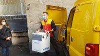 Близо 5 хиляди ваксини стигнаха до Бургас