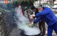 В село Забърдо приготвиха курбан за медиците и полицаите в битката срещу COVID-19