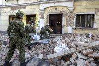Най-малко седем души са загинали при земетресението в Хърватия