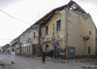 Силно земетресение в Хърватия, няма данни за пострадали българи