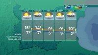Новата година ще започне със слънчево, но по-хладно време