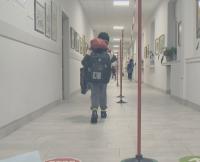 Как започва учебният ден в столичното 51-во училище
