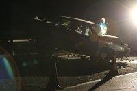 """снимка 7 Има жертва при тежката катастрофа на """"Тракия"""", отсечката остава затворена (СНИМКИ)"""
