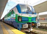 снимка 6 Новите локомотиви на БДЖ носят имена на български владетели
