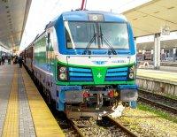 снимка 10 Новите локомотиви на БДЖ носят имена на български владетели