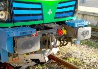 снимка 5 Новите локомотиви на БДЖ носят имена на български владетели