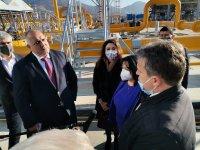 Бойко Борисов: Имаме ново ниво на сигурност на доставките на природен газ