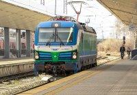 снимка 14 Новите локомотиви на БДЖ носят имена на български владетели