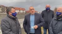 Борисов в Банско: Управляваме пандемията внимателно, за да работи бизнесът