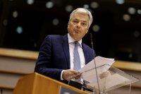 Дидие Рейндърс обсъди правосъдната реформа с министър Ахладова