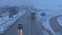 Оранжев код за сняг във Видин, Враца и Монтана