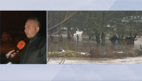 След проливните дъждове: По-спокойна е ситуацията в Батановци