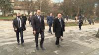 Президентът се срещна с представители на Сдружението на кметове на малки населени места