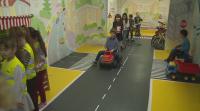 Иновативен метод учи деца във Варна да се движат безопасно