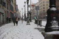 снимка 3 Необичайно ниски температури в Мадрид