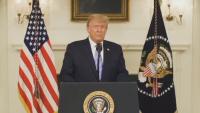 Тръмп обеща безпроблемен преход на властта