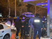 Трима задържани при полицейска акция във Велико Търново
