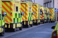 В Лондон болниците преливат от пациенти с COVID-19