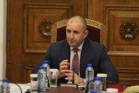 Румен Радев проведе консултации за изборите с парламентарните партии