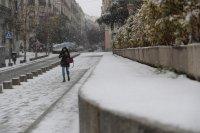 снимка 5 Необичайно ниски температури в Мадрид