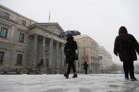 снимка 4 Необичайно ниски температури в Мадрид