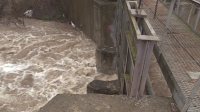 Евакуираха семейства в Бургаско заради високи нива на река Маринка