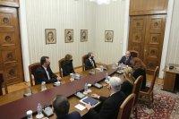 Продължават консултациите на президента: Радев се среща с 4 извънпарламентарни партии