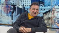 Васил Василев - Зуека: Целунат съм от Господ