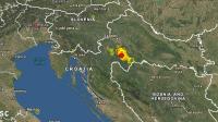 Нов трус в Хърватия - 4,1 по Рихтер