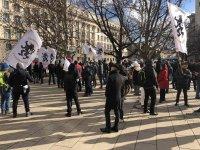 """Движение """"Възраждане"""" иска нормализация на живота в България"""