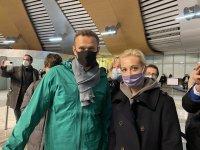 Навални остава в ареста до 15 февруари