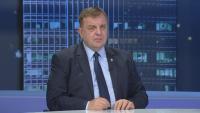 Каракачанов: Никой на тези консултации не е споменавал датата 4 април