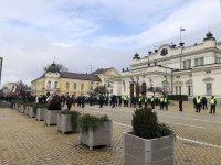 """В първия работен ден на депутатите: Протест на площад """"Народно събрание"""""""