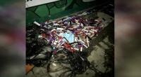Намериха изхвърлени епруветки с кръв във Варна