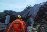 снимка 7 След труса: Над 15 000 евакуирани в Индонезия (СНИМКИ)