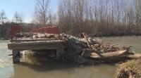 Кога ще започне разчистването на плаващото сметище край Невестино?