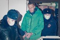 Навални в ареста до 15 февруари, съдът решава съдбата му в края на януари