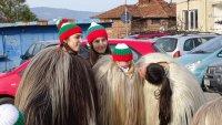 Кукерите от Благоевград честваха Сурва по стар стил (Снимки)
