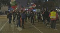 Протести пред Народното събрание и Съдебната палата