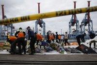 снимка 1 Извлякоха данни от черната кутия на катастрофиралия индонезийски Боинг