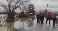 Струма и Места преляха - евакуирани са хора, пропаднаха пътища и мостове в Благоевградска област (ОБЗОР)