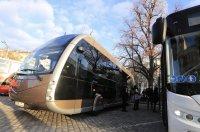 снимка 3 Отбелязваме 120 години градски транспорт в София