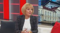 """Мая Манолова: По никакъв повод """"Изправи се БГ"""" няма да прави коалиция с ГЕРБ"""