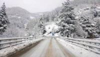 България побеля от януарския сняг (Снимки)