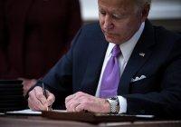 Байдън подписа 10 указа като част от плана му срещу пандемията