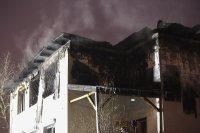 15 жертви взе пожар в дом за възрастни хора в Харков