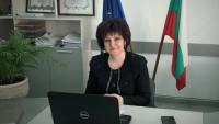 Цвета Караянчева откри първата пленарна сесия на Икономическия и социален съвет