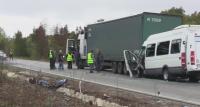 """Шофьорът от тежката катастрофа на ГКПП """"Лесово"""" може да получи 20 години затвор"""